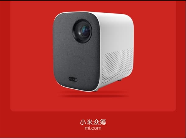 Xiaomi Mi Laser Projector Lite em lançamento para amanhã