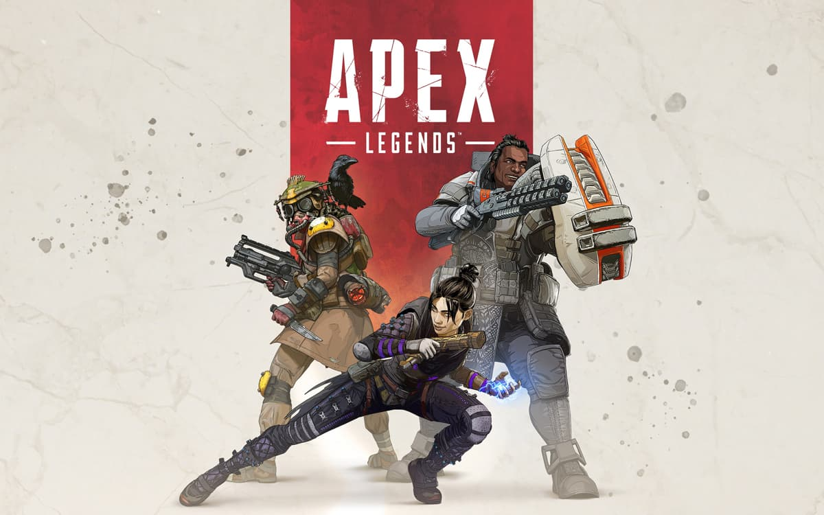 Apex Legends Battle Royale Fortnite PUBG