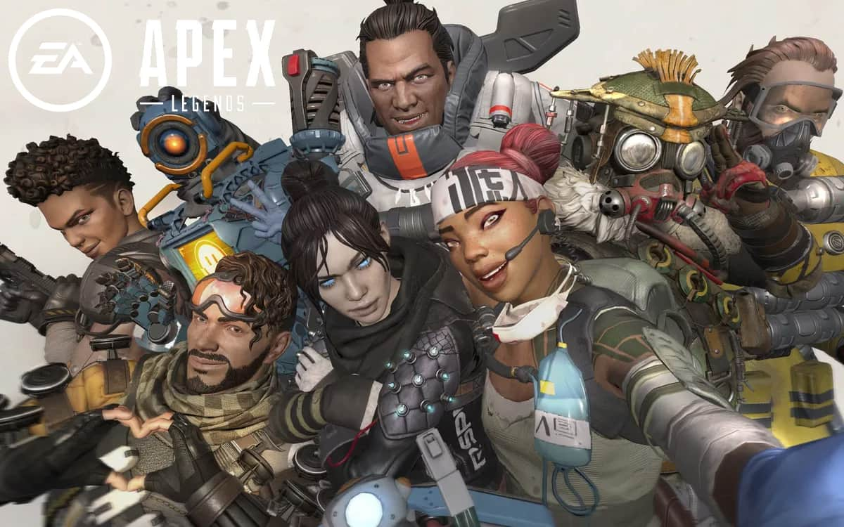 Apex Legends EA bolsa