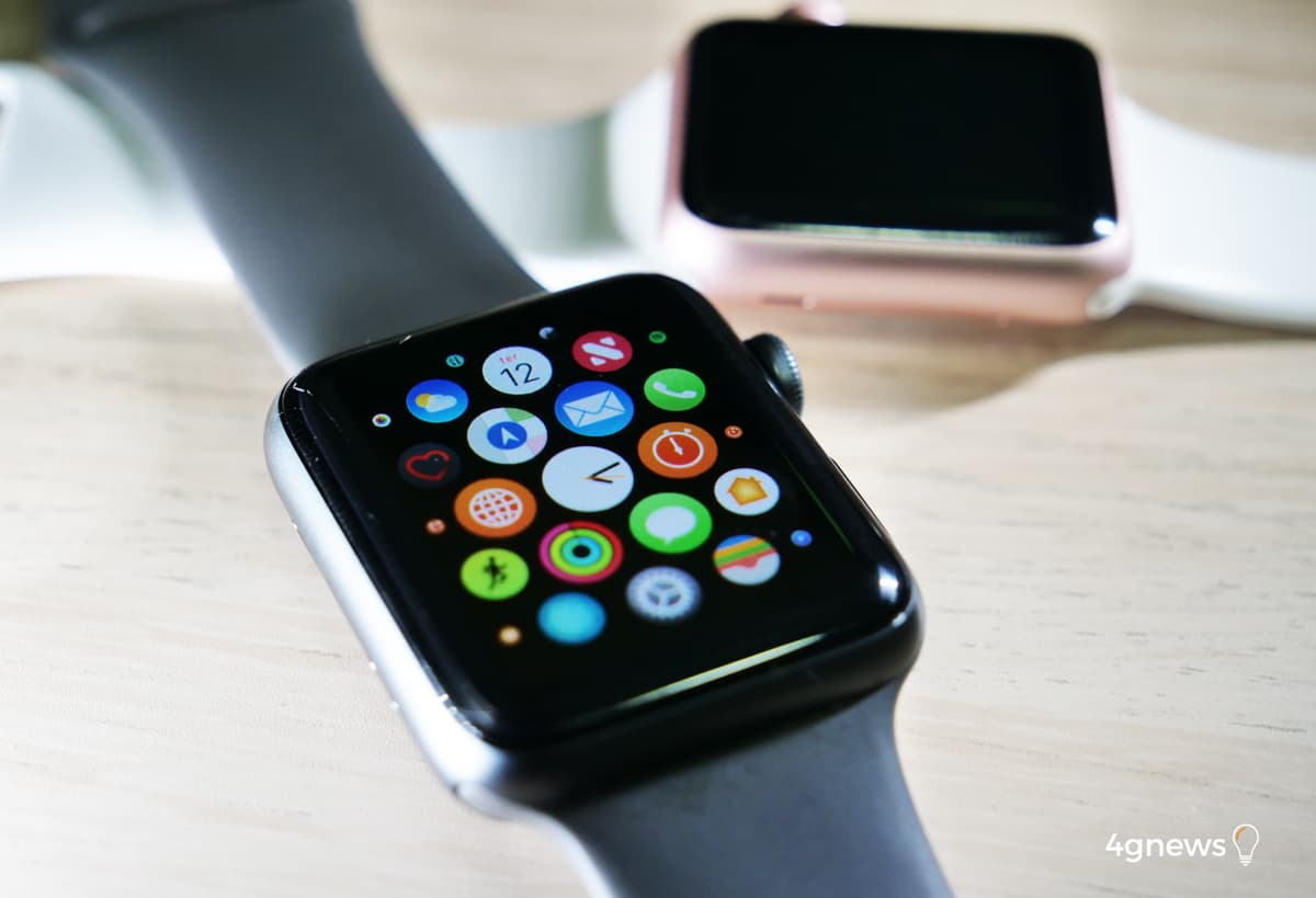 Apple Watch smartwatches
