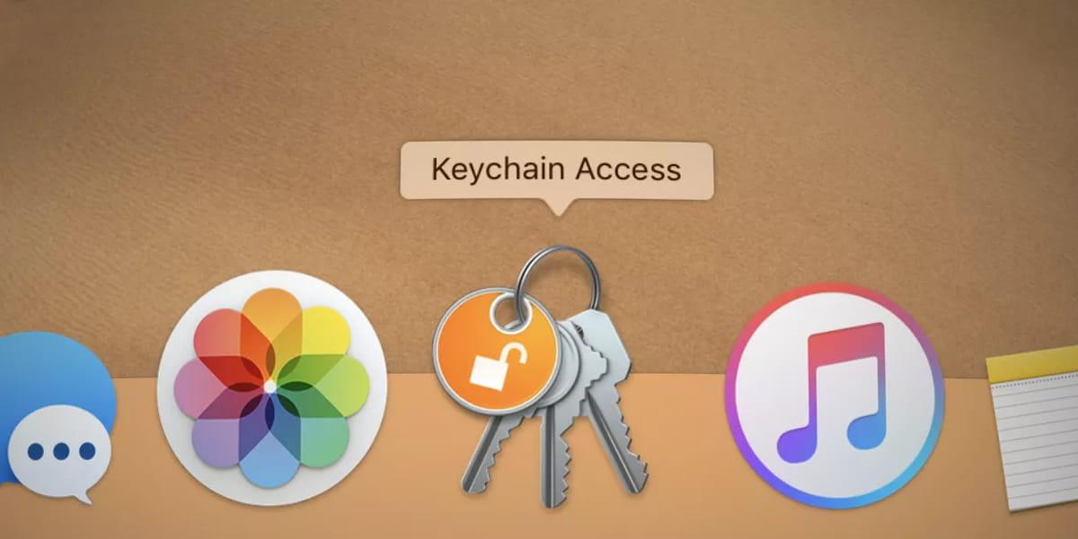 Apple macOS Mojave Keychain