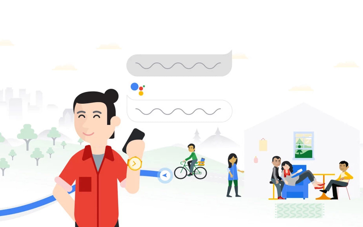 Assistente Google Mensagens Android