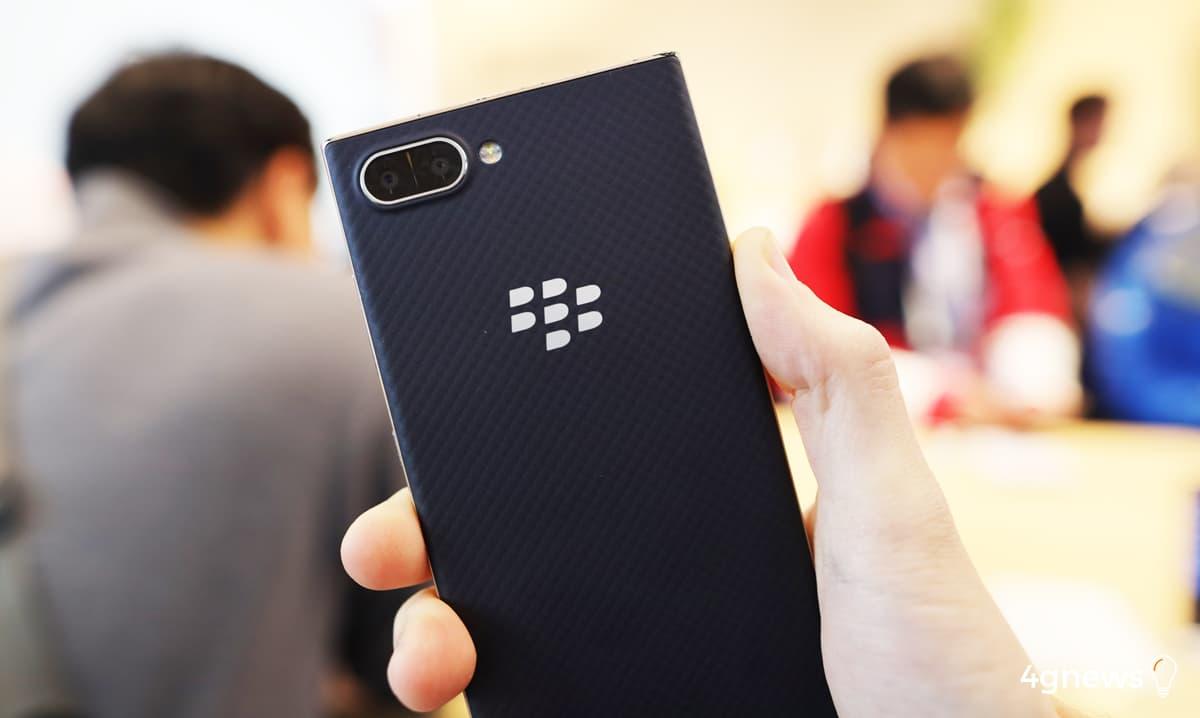 BlackBerry Blackberry Key2 LE: Vídeo de primeiras impressões