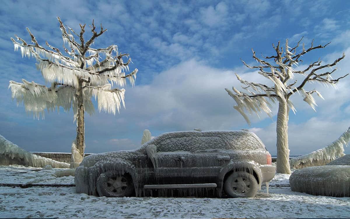 Carros Elétricos clima extremo