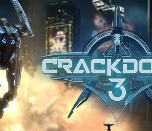 Crackdown 3 microsoft xbox one
