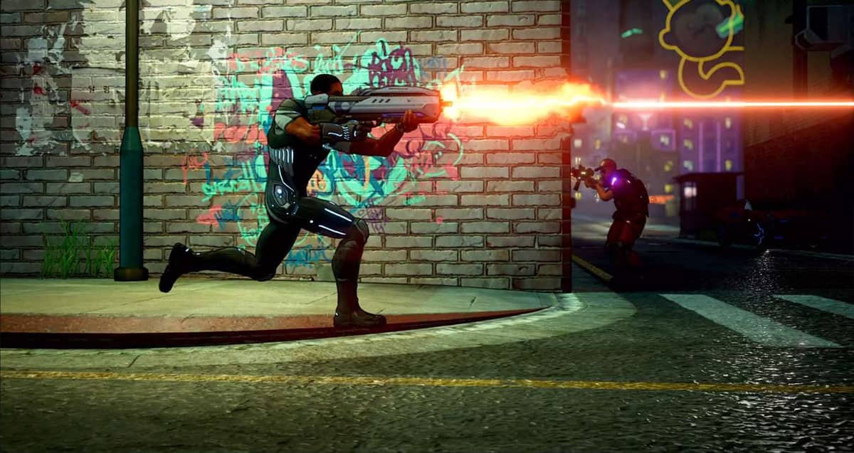 Crackdown 3 microsoft xbox one
