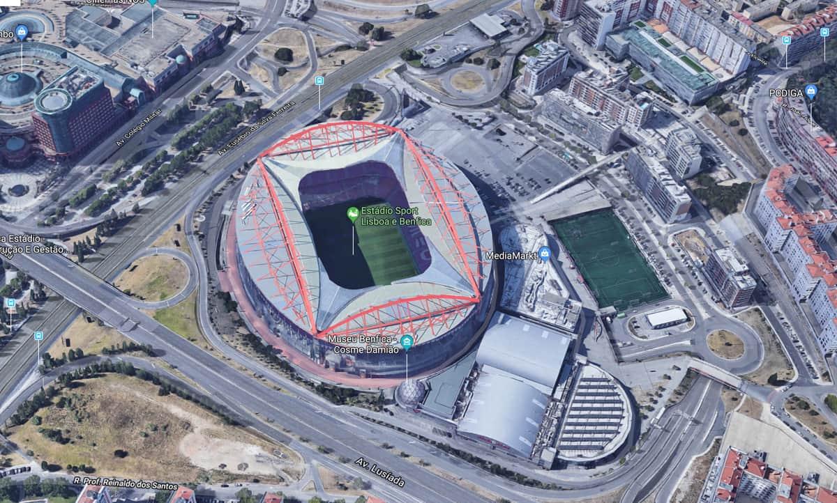 Google Maps Satelite Teve Para Se Chamar Olhos De Passaro 4gnews