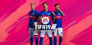 FIFA ultimate Team 19
