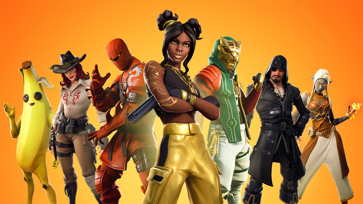 Fortnite Temporada 8 oficial