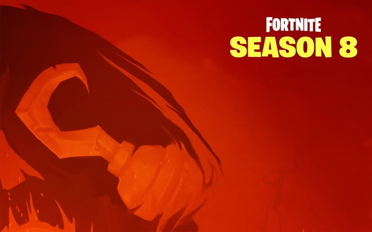 Fortnite Temporada 8 teaser