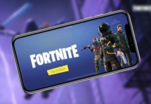 Fortnite iOS receitas