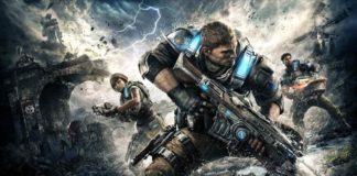 Gears of War 4 Microsoft Xbox One