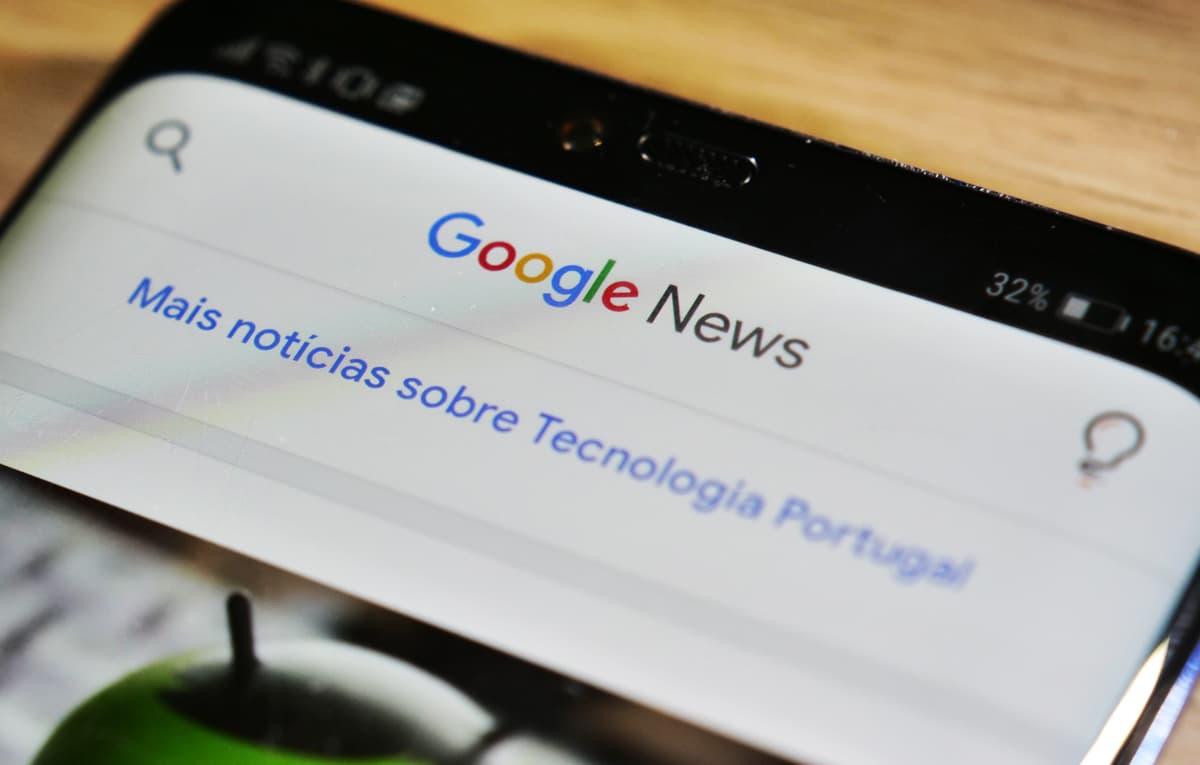 Google Notícias tem uma nova versão. Instala aqui a aplicação APK