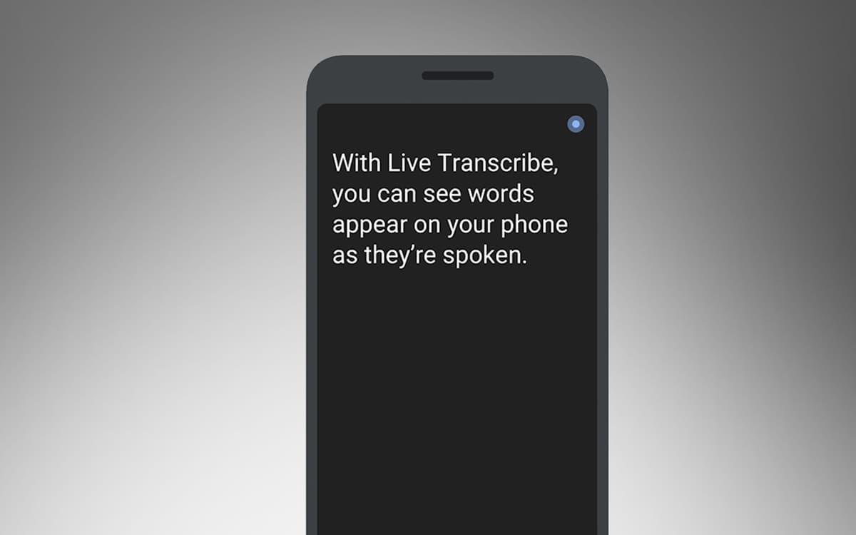 Nova aplicação da Google transcreve som em texto no teu Android