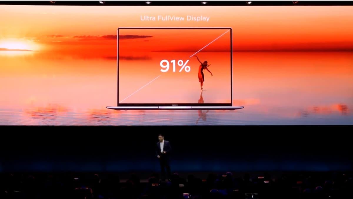 Poderoso e fino: este é o novo Huawei Matebook X Pro