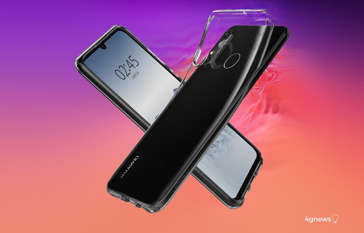 Primeira imagem do Huawei P30 Lite mostra-nos 3 câmaras traseiras