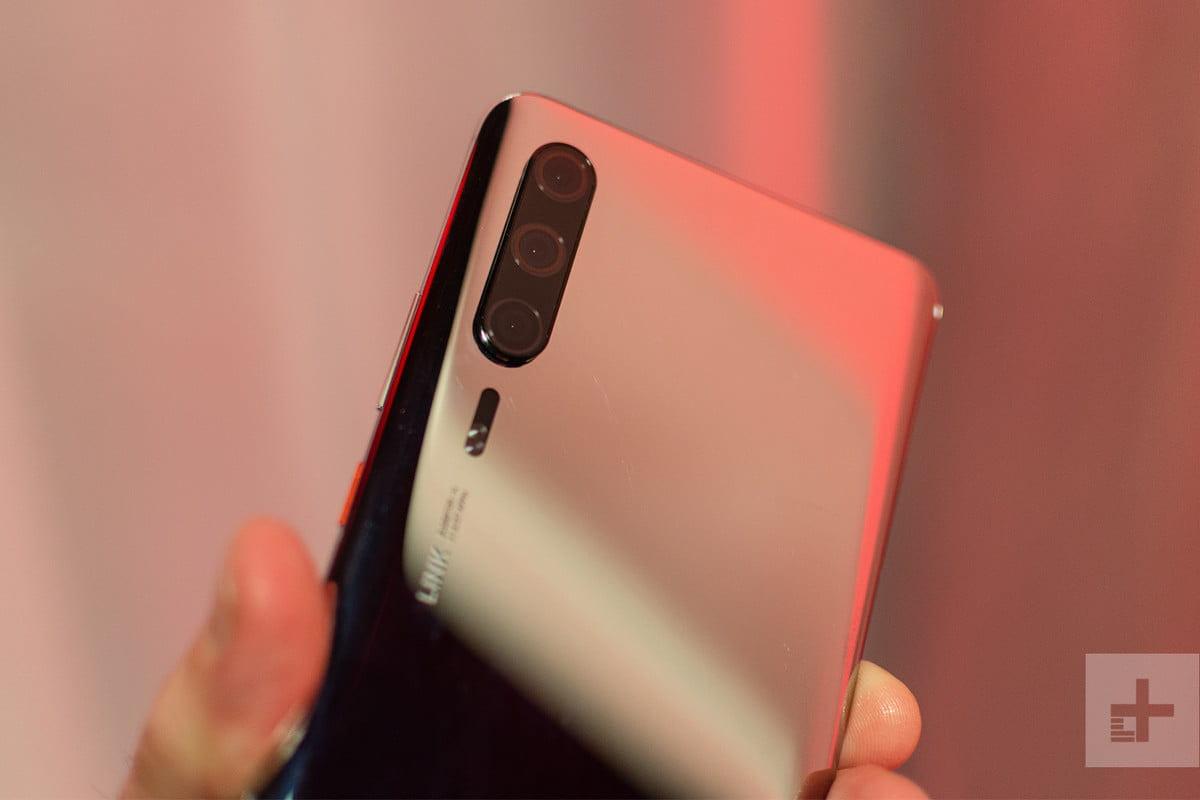 Huawei P30 Pro contará com carregamento super rápido!