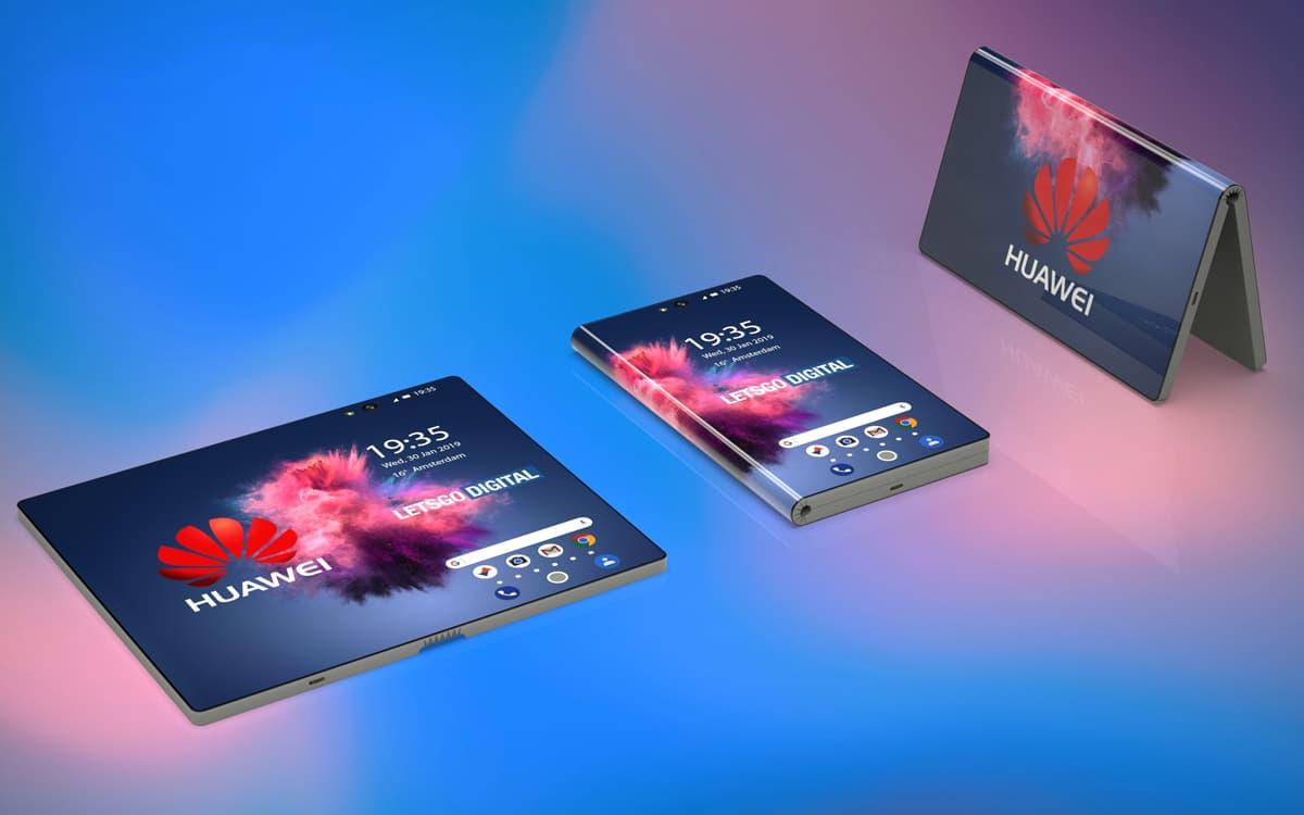 Smartphone dobrável da Huawei pode ser mais completo que o Samsung