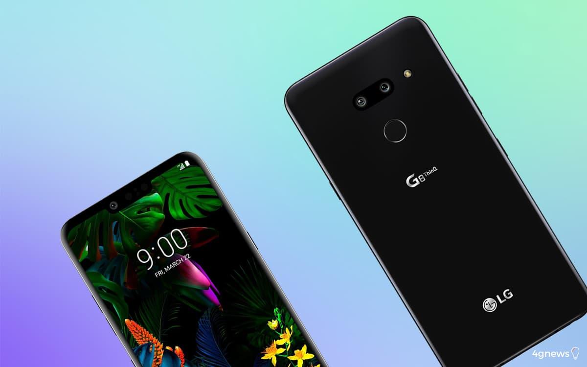 Android: Assim será o pouco inspirado LG G8 ThinQ