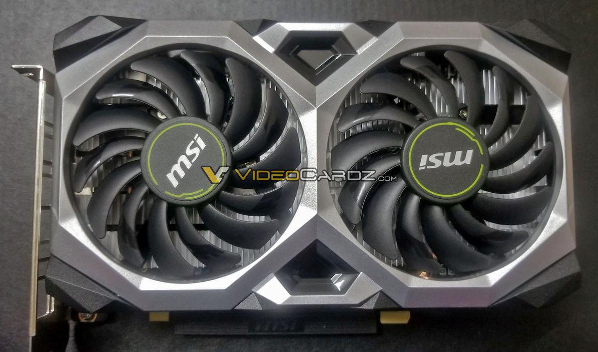 Primeiras imagens da GeForce GTX 1660 Ti reveladas