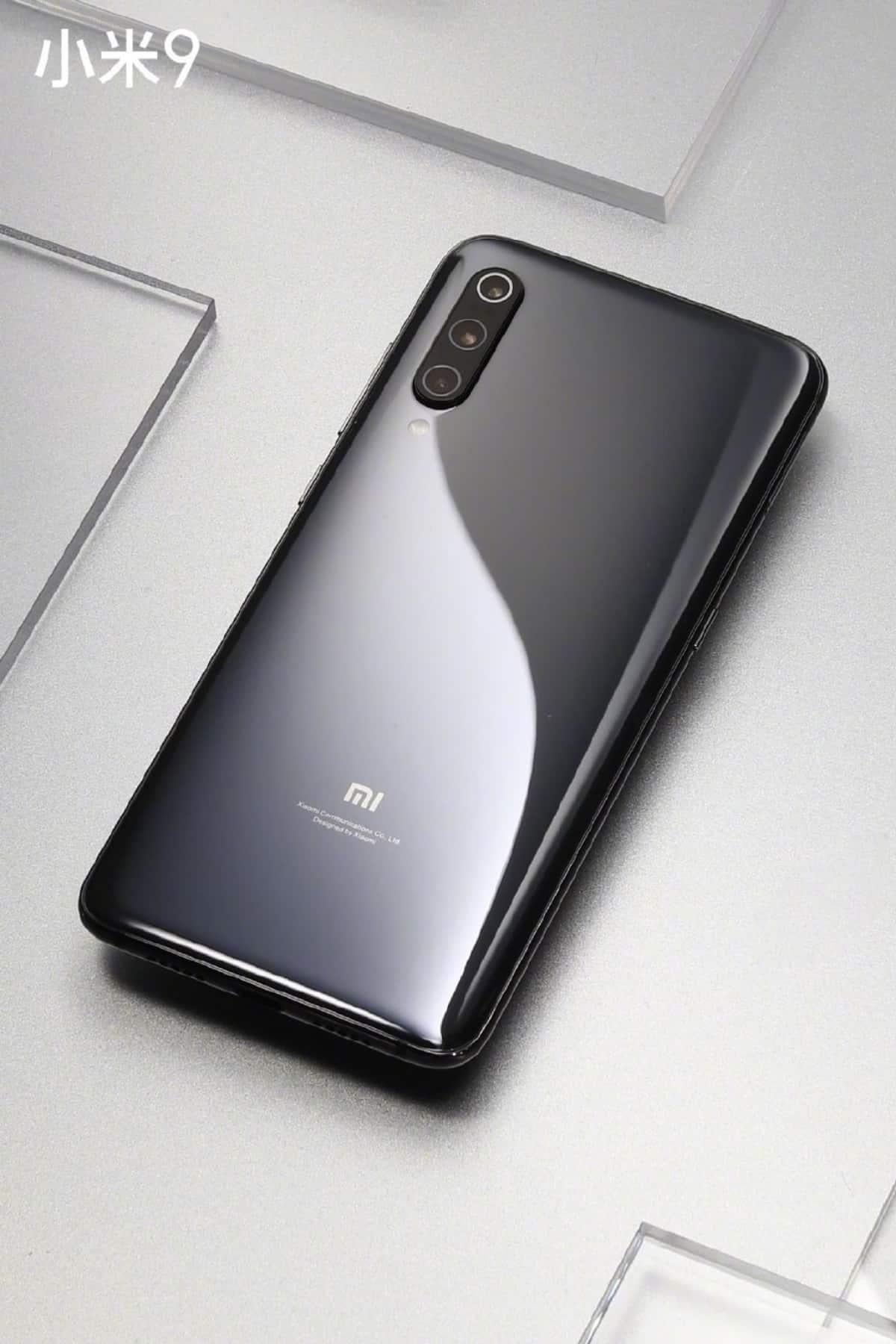 Xiaomi Mi 9 tem nova cor e o queixo 40% mais pequeno que o Mi 8