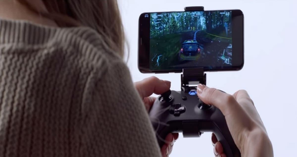Microsoft Xbox One xCloud