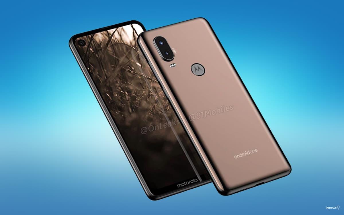 Motorola P40 chegará com processador Samsung e Android One