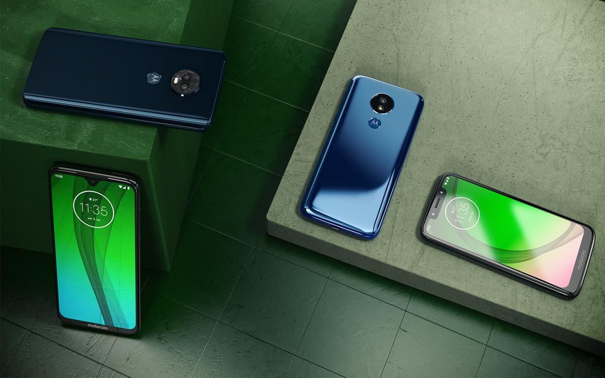 Motorola Moto G7 Android
