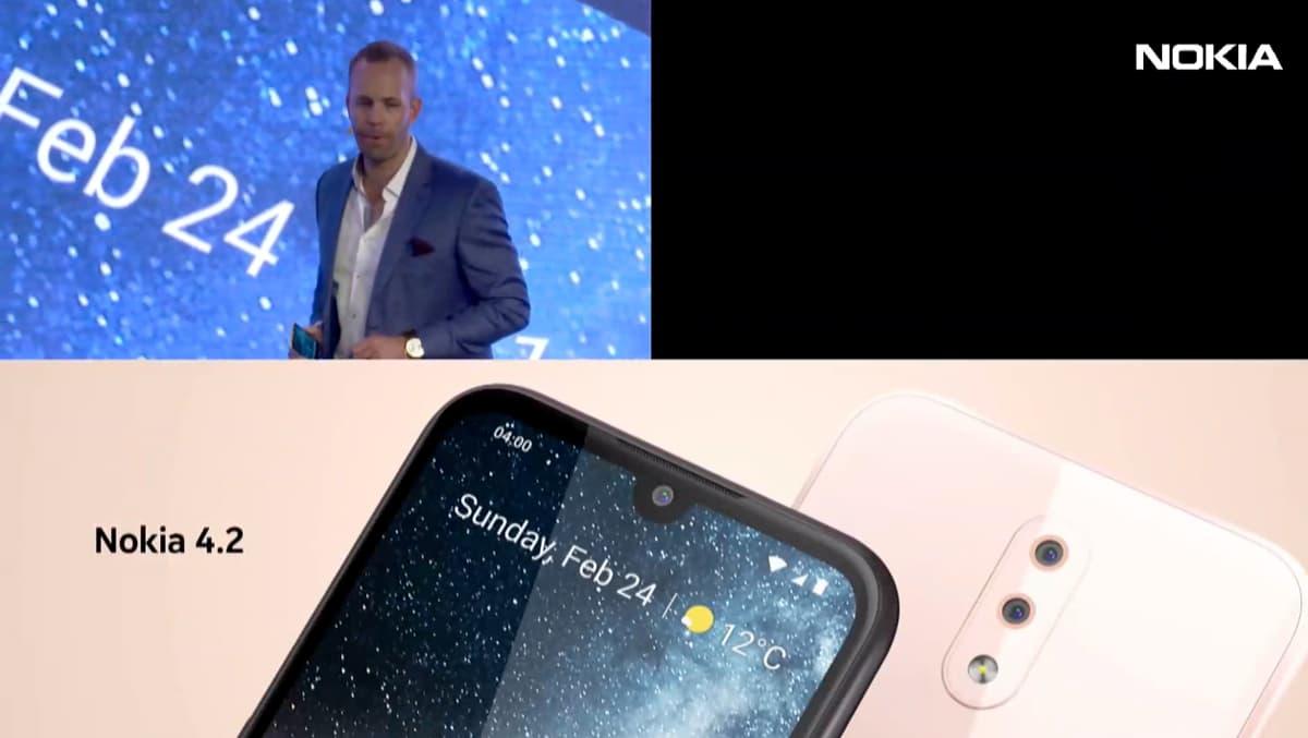 Nokia 3.2 e Nokia 4.2: novos gama-média já são oficiais