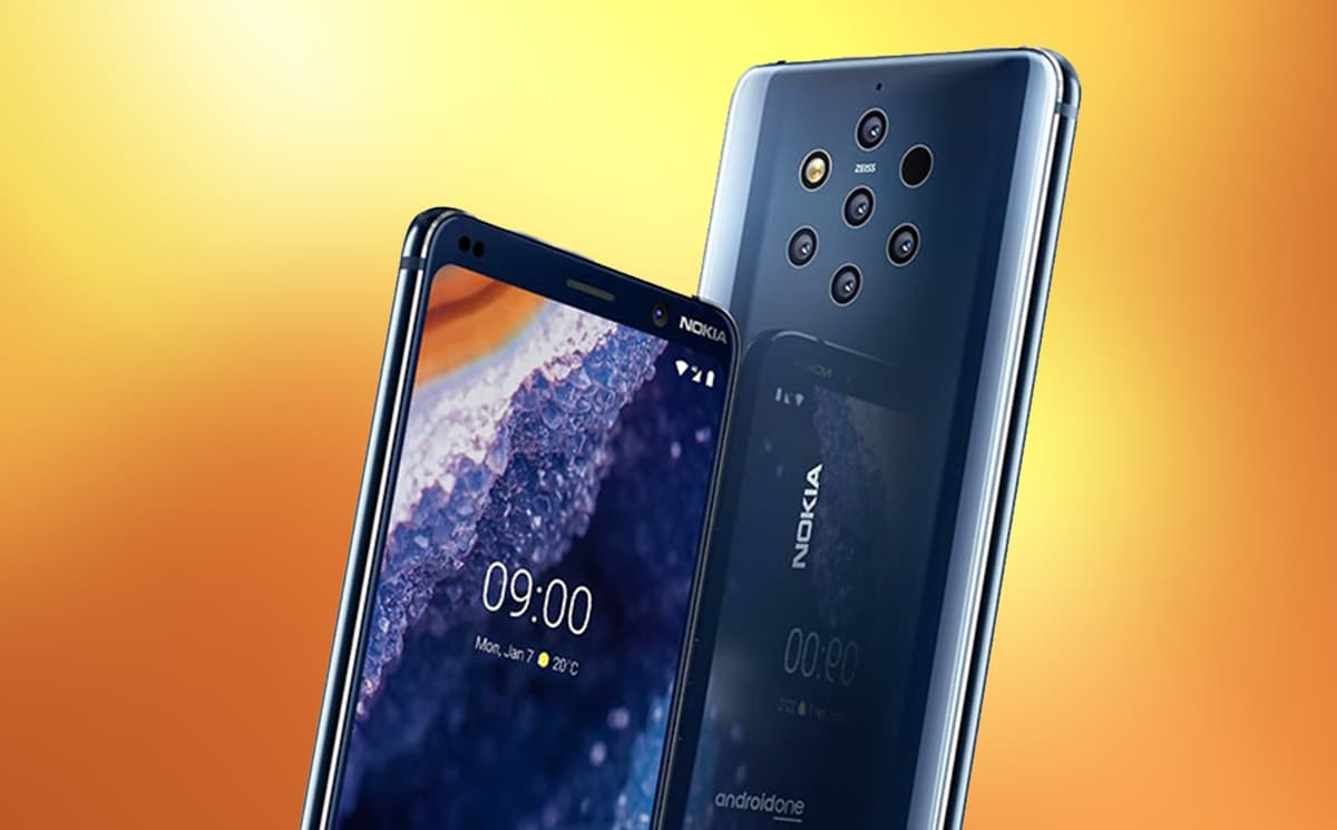 Nokia 9 PureView: o smartphone com cinco câmaras já é oficial