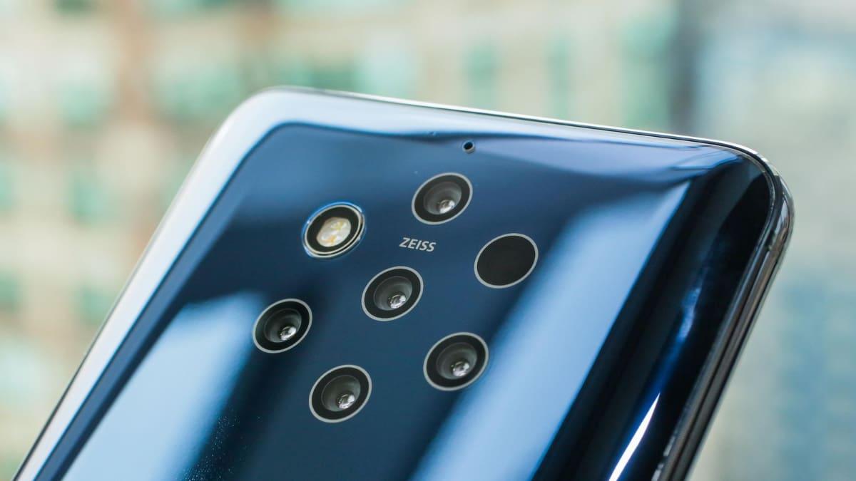 Primeiras fotos tiradas com o Nokia 9 PureView surpreendem!
