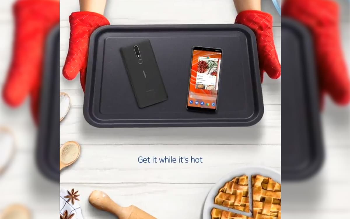 Nokia 3.1 Plus Android Pie