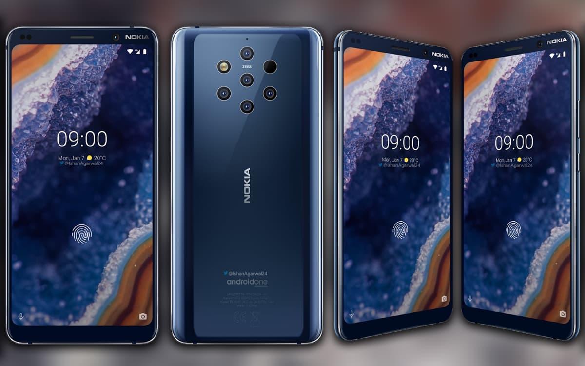 Nokia 9 Pureview Podera Chegar A Um Preco Mais Baixo Que O Esperado 4gnews