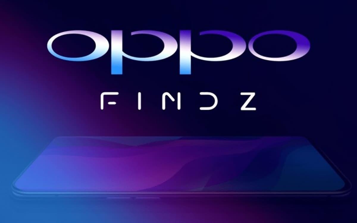 Oppo Find Z patente