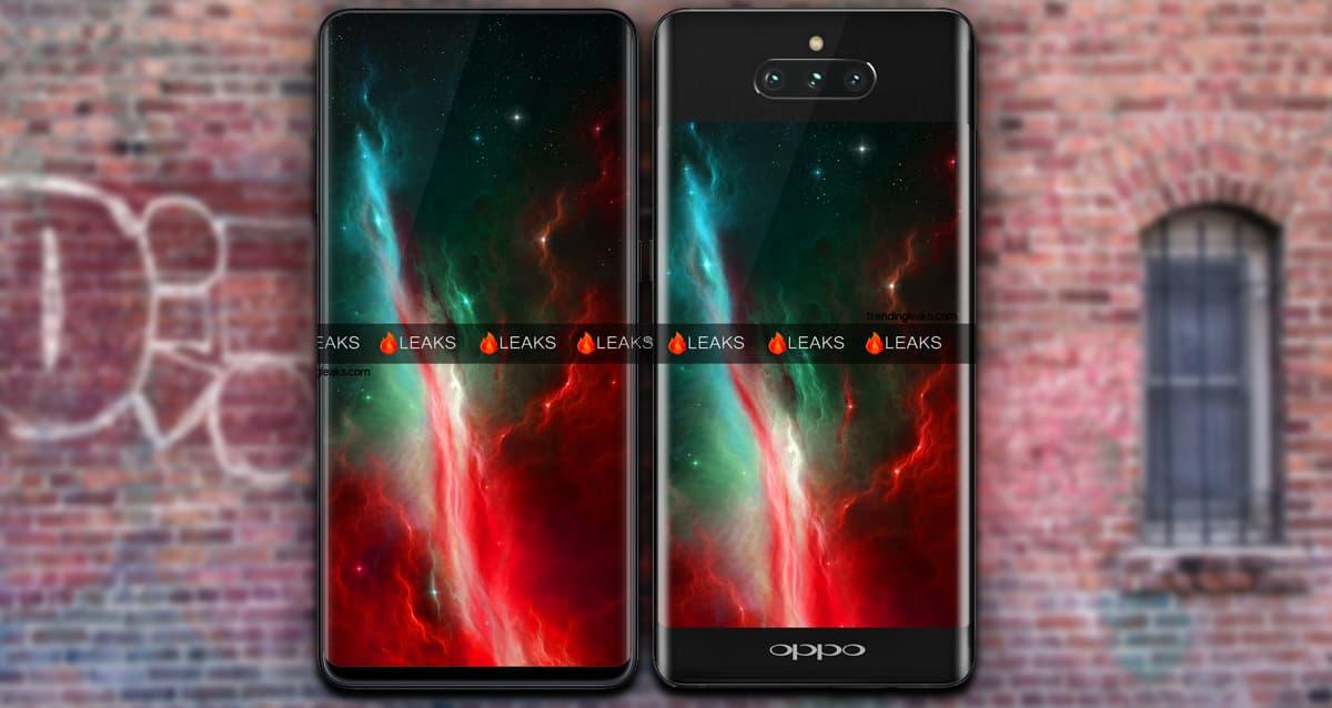 Oppo Find Z OnePlus 7