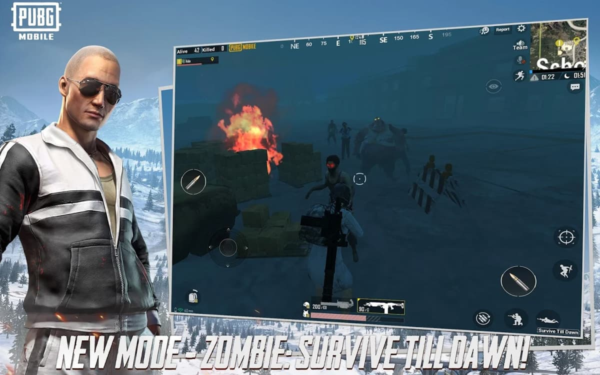 PUBG Mobile Survival