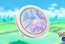 Pokemon Go Medalhão de Equipa
