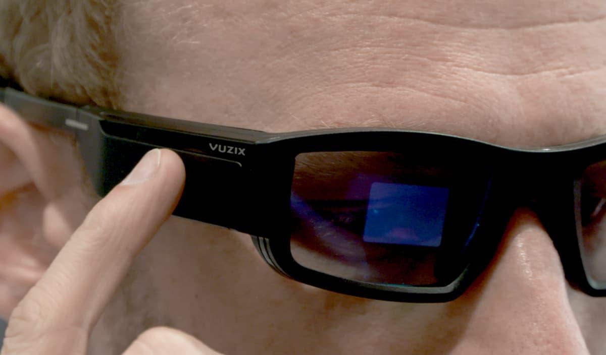 Huawei: Smartwatch dentro de óculos de Realidade Aumentada?