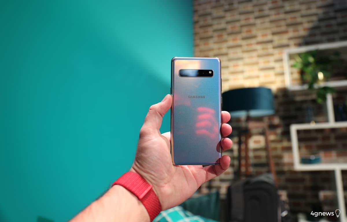 Samsung Galaxy S10 5G é a grande surpresa da apresentação!