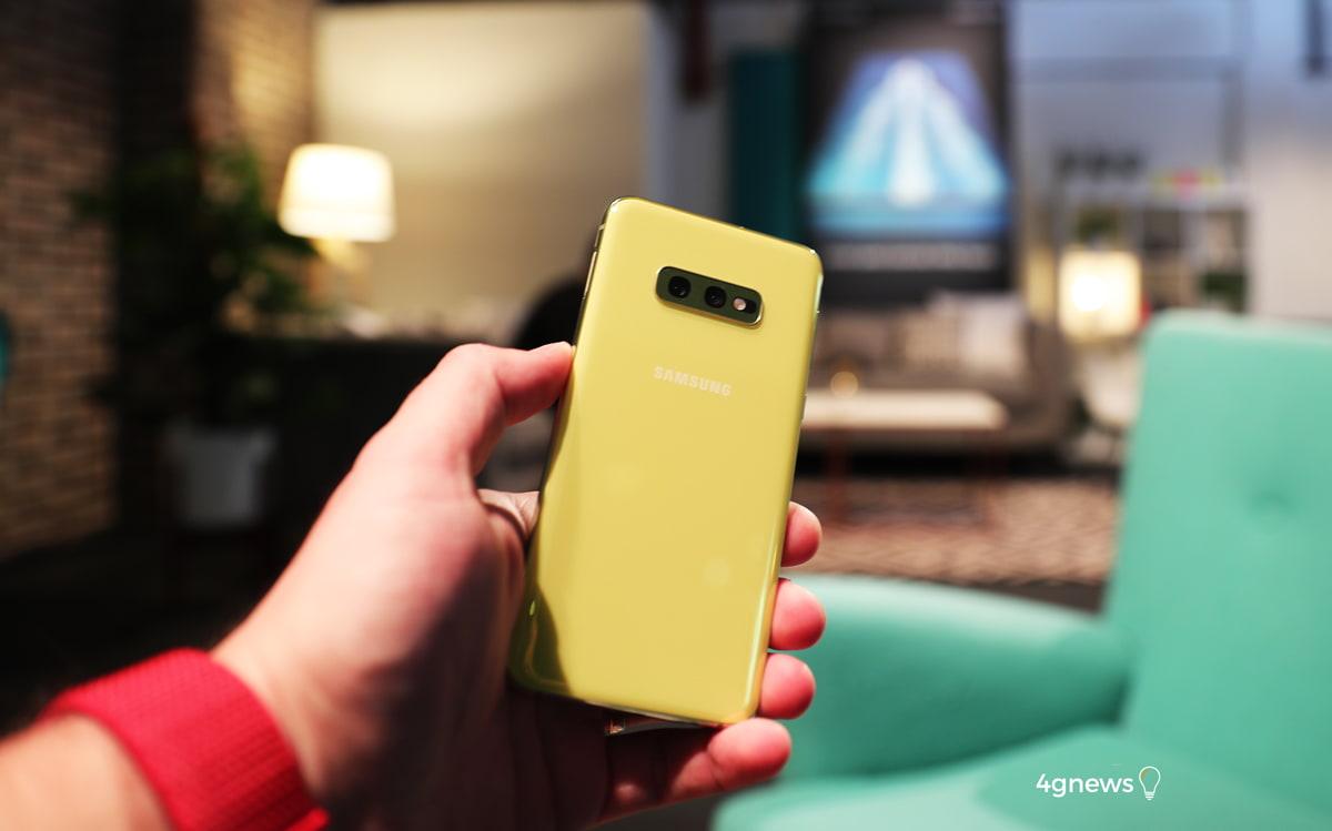 Todas as especificações de todos os Samsung Galaxy S10