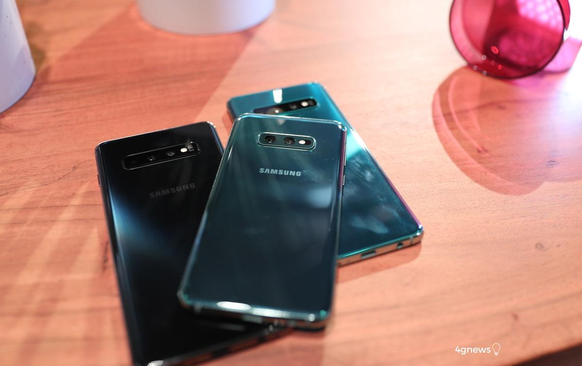 Todos os preços do Samsung Galaxy S10, S10+ e S10e