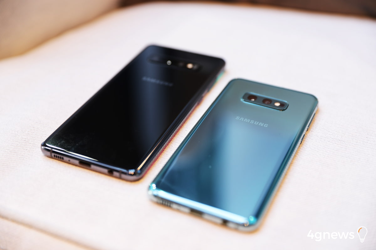 Samsung Galaxy S10 e S10 Plus superam pré-vendas dos seus antecessores