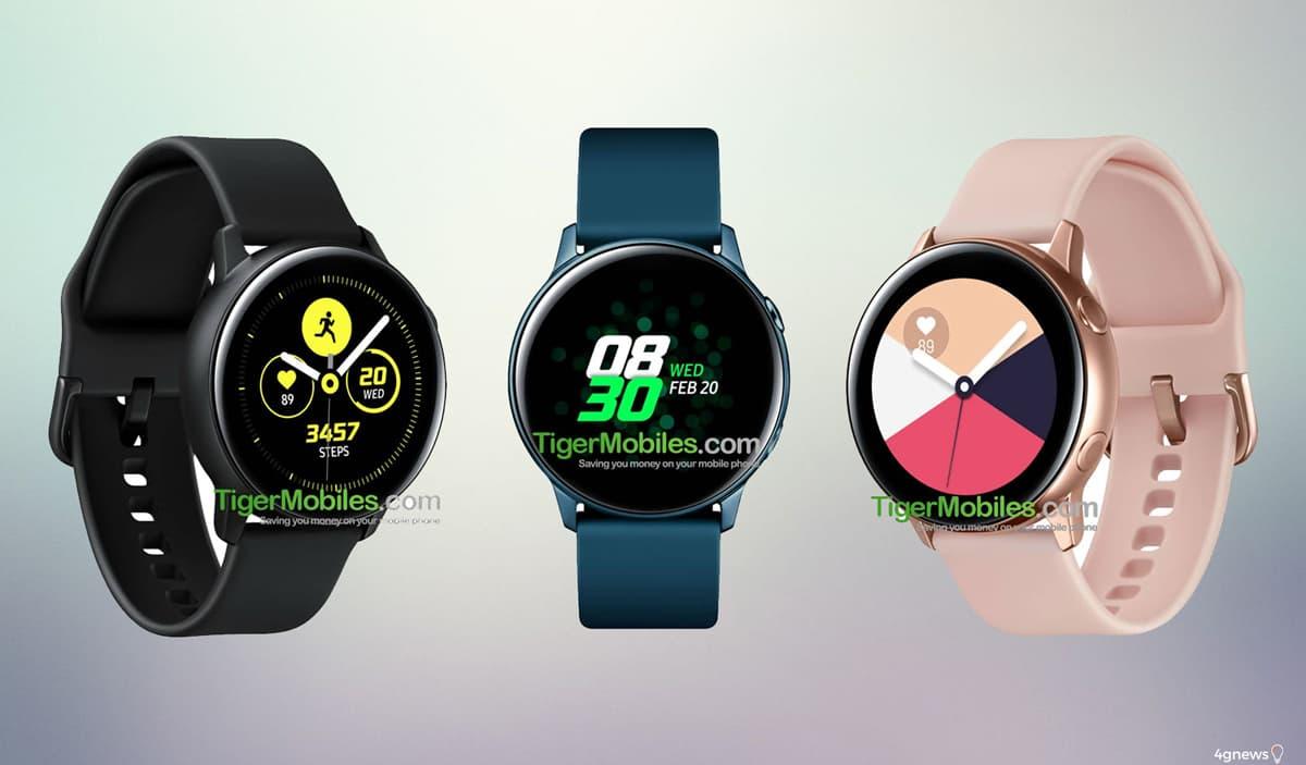 Novo smartwatch da Samsung conquista com o design