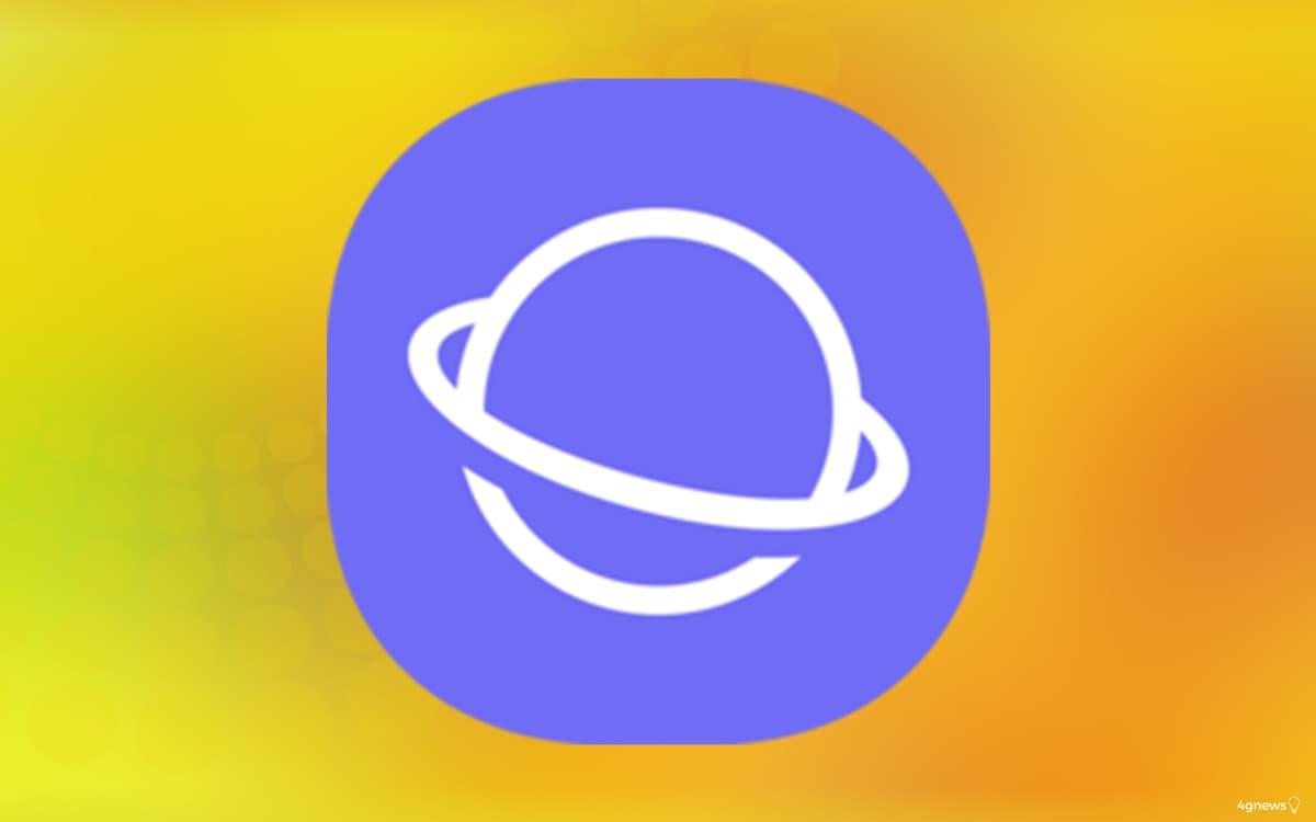 Aplicação Samsun Internet com mil milhões de downloads na Play Store