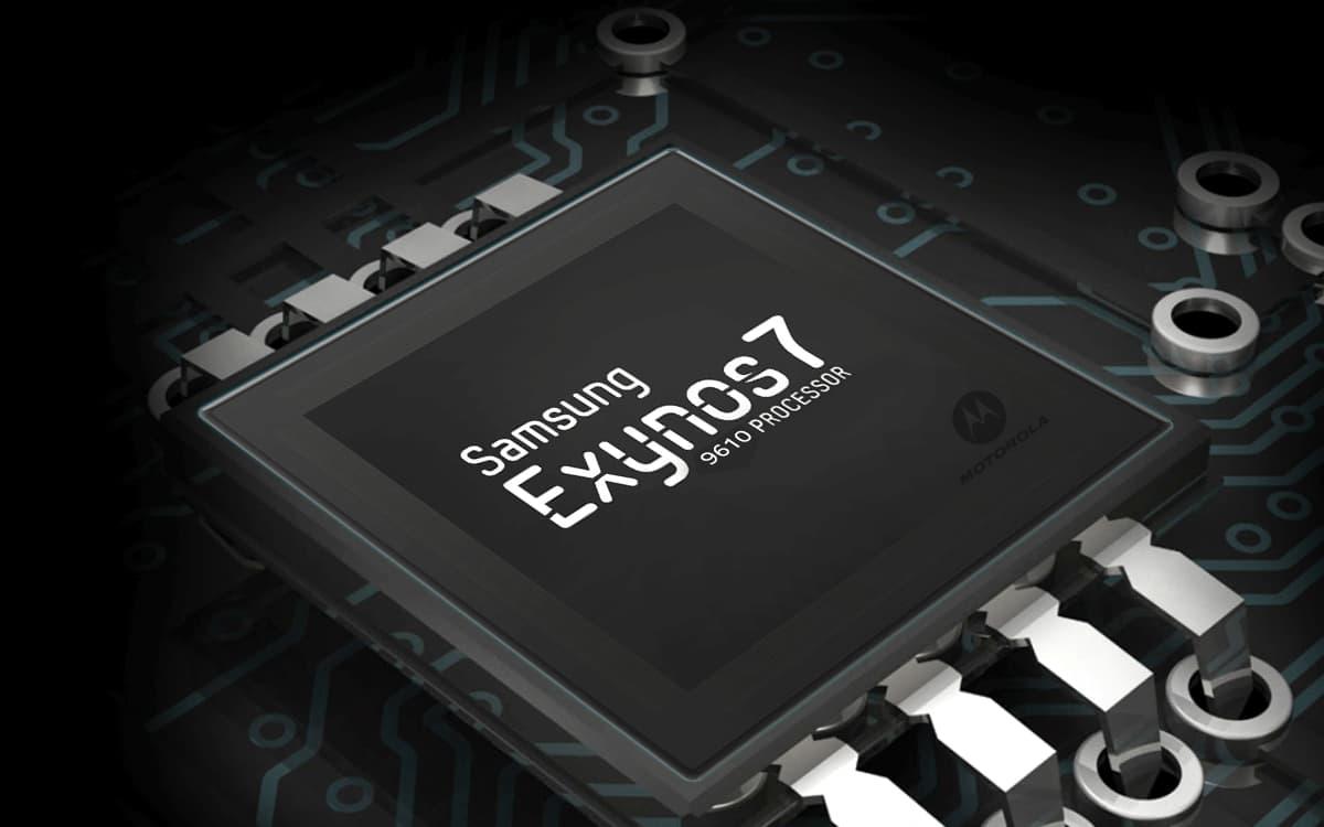Samsung Exynos Motorola