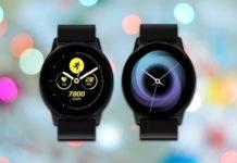 Samsung Galaxy Active smartwatch