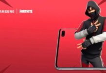 Samsung Galaxy S10 Plus Fortnite