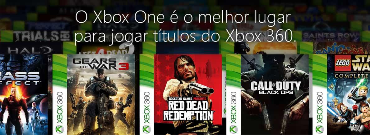 Xbox One Retrocompatibilidade