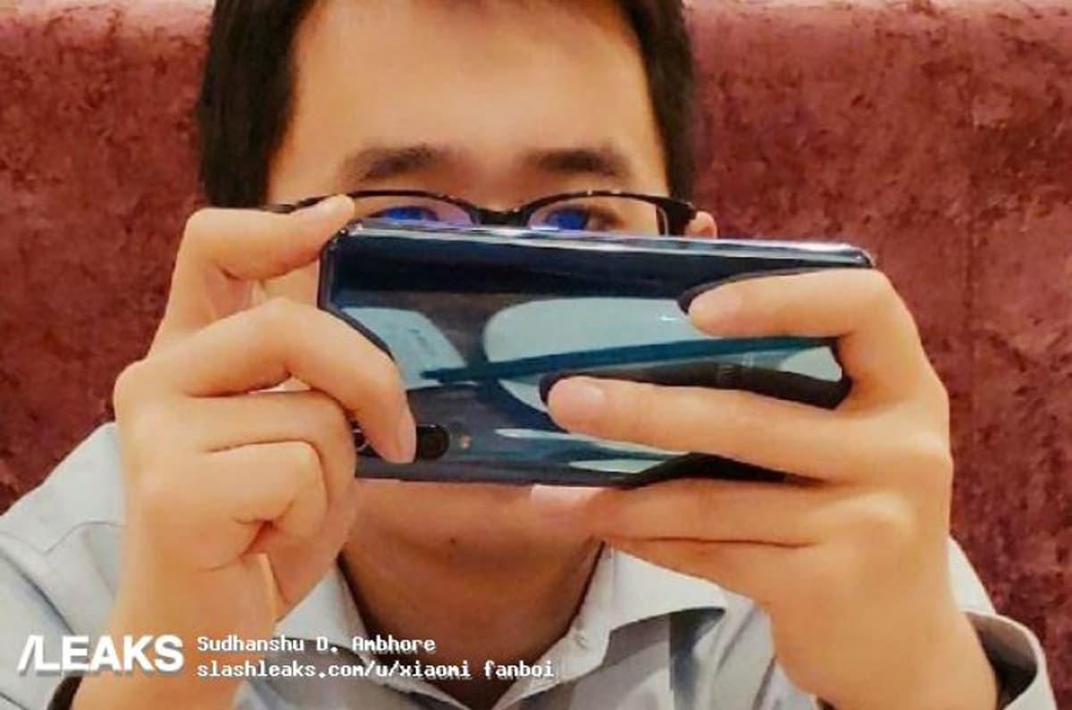 Xiaomi Mi 9: Esta é a primeira imagem real do smartphone