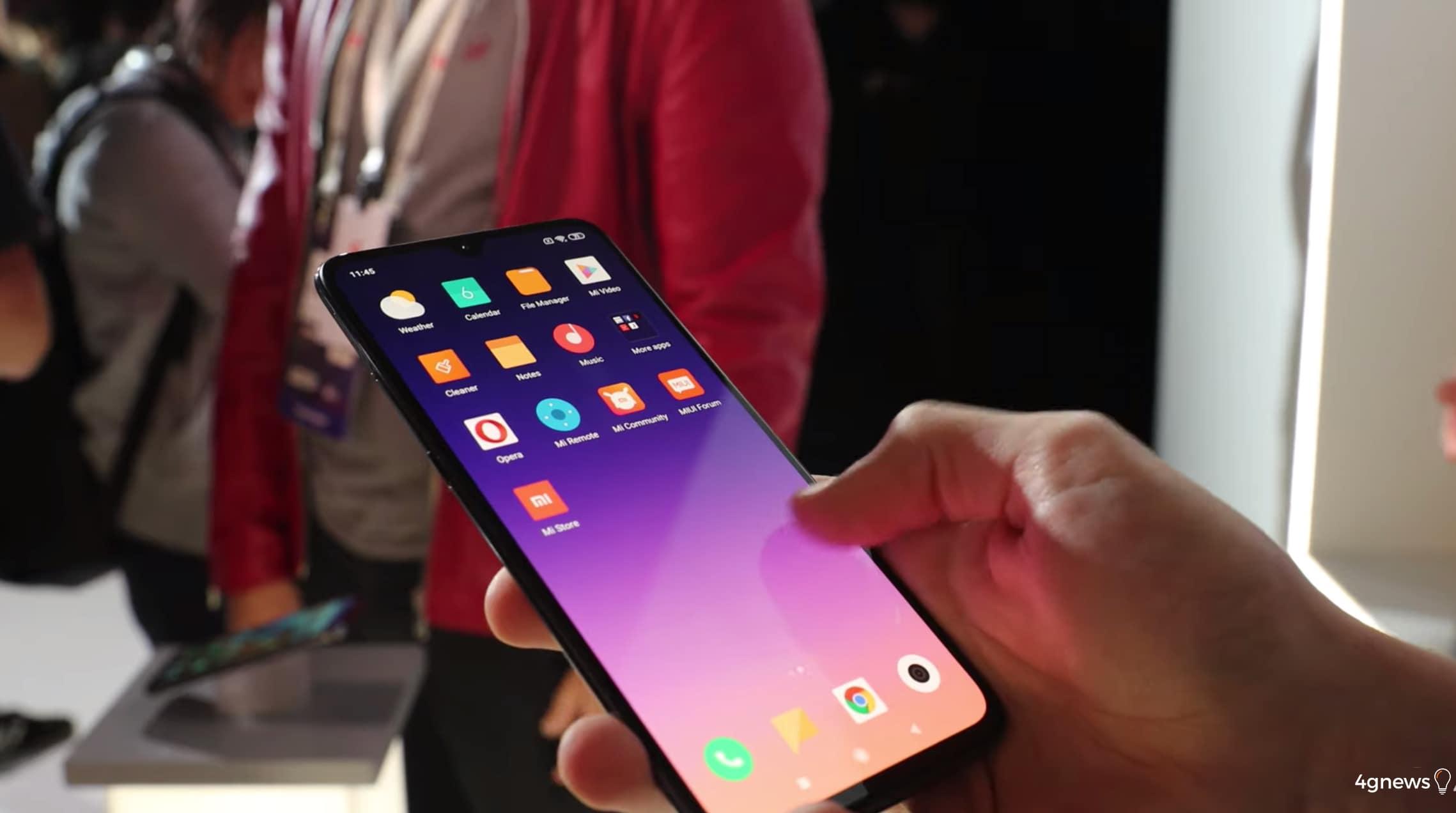 Xiaomi Mi 9: Primeiras impressões do topo de gama por menos de 500€